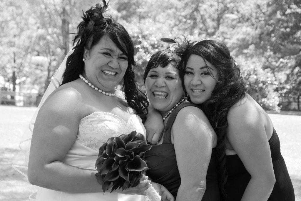 25Jan Maori Maidens